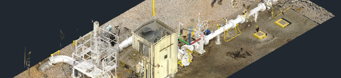 3D Scanning Site View